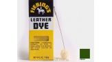 Fiebings leather dye, краска для кожи, зеленая, 4335