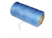 Нить вощеная, 1 мм, голубая, 260 м.п, 1575/1