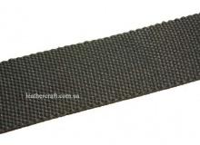 Ременная лента, 32 мм, серая, 1446