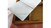 Блок для визиток, пластиковых карт, 1001