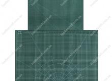 Двусторонний коврик для раскроя, А1 (60х90 см), 1045