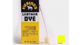 Fiebings leather dye, фарба для шкіри, жовта, 4333