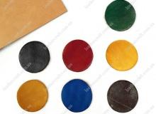 Краска для кожи растительного дубления, фасовка 60,80 и 150 мл, 4355