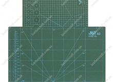 Мат для раскроя двусторонний, А3 (45 х 30см), 1053