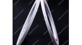 Двусторонний скотч для кожи 5 мм, 50 м, 1135